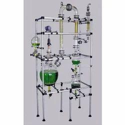 Reflux Reaction Cum Distillation Unit