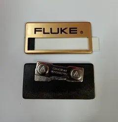 Reusable Magnetic Badges
