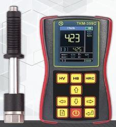 Mash Projects Make Portable Hardness Tester
