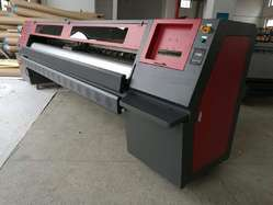 Solvent Inkjet Printer km 512i