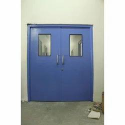 Hospital Swing Door