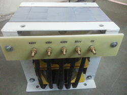 Trutech Three Phase Electrical Transformer, Upto 500 Kva