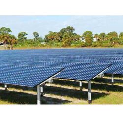 Utility Scale Solar Power Plant
