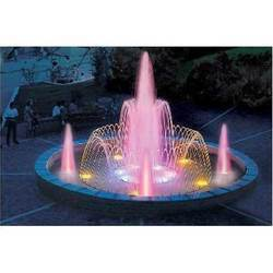 LED Programmable Water Fountain
