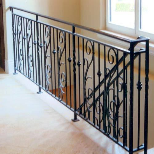 Stainless Steel Staircase Design Railing, Rs 200 /piece