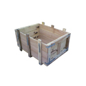 Wooden Machinery Packaging Box