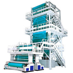 Five Layer Plastic Sheet Extrusion Plant
