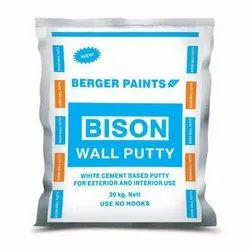 Berger Bison Wall Putty, For interior & Exterior