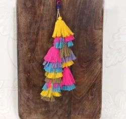 Colorful Layer Tassel