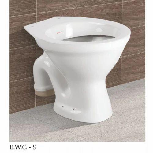 A Plus White S Type Ewc Toilet Seat Rs 550 Piece A Plus ...