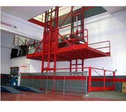 Otis Freight Lift, Capacity: 3-4 Ton