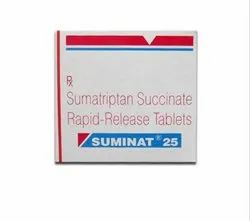 Sumatriptan Succinate Rapid Release Tablets