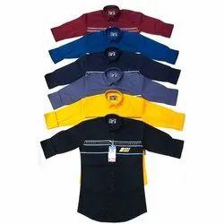 Dfox Mens Cotton Casual Shirt, Size: S-XXL
