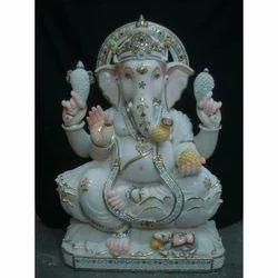 5 Inch Ganesh Statue