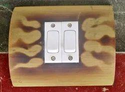 Bamboo Switch Board