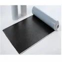 Self Adhesive SBS- Modified Bitumen Membrane With Aluminium Foil On Top, 1.5 Mm