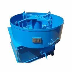 Roller Pan Mixers