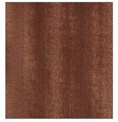 African Exotic Sapele Veneer Plywood, Thickness: 1-3 Mm