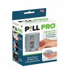 Pill Pro Navi 7 Day Weekly Tablet Medicine Storage Box