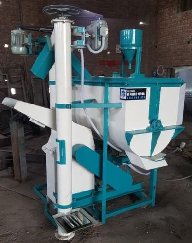 Automatic Combo Cattle Feed Mash Plant, Capacity: 250-1000 kg/hour