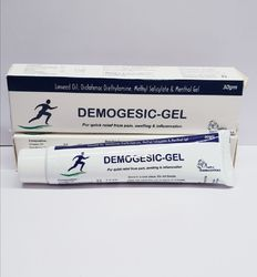 Diclofenac Diethylamine, Methyl Salic Gel