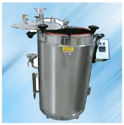 Stainless Steel Autoclave