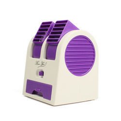 Purple Mini Dual Air Cooler