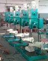 Mild Steel Vertical Drilling Machine, Warranty: 1 Year