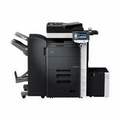 Colored Bizhub C250i Konica Photocopier Machine, 25ppm
