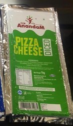 Pizza Cheese Diced, Packaging Size: 1 kg