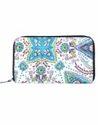 Self Weaved Brocade Ladies Mobile Clutch Bag
