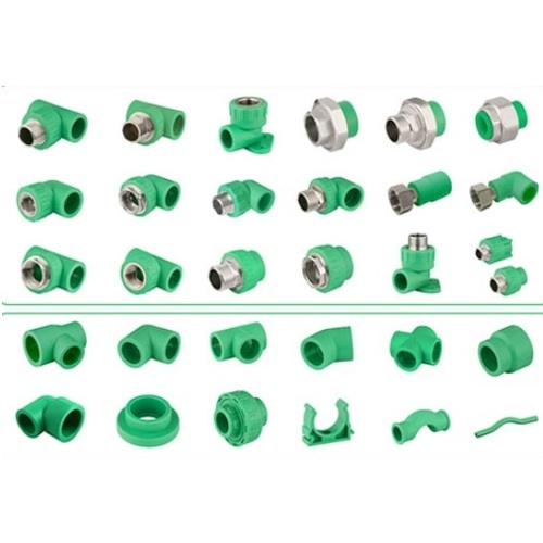 PPR Pipe Fitting, Size: 1/2 Inch To 8 Inch, Vintech