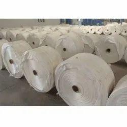 White Salt Bag PP Woven Fabric, GSM: 200-250