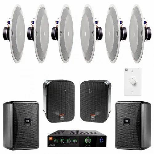 JBL Professional Sound Solution, Red Orange Smart Solutions