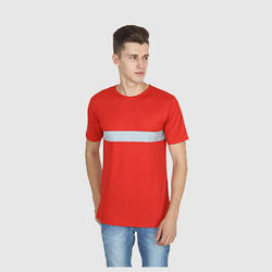 UB-TEE-RED-HI-006 Work T-Shirts