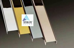 SS 304 Stainless Steel Corner Profile