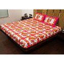 Jaipuri Double Bed Sheet