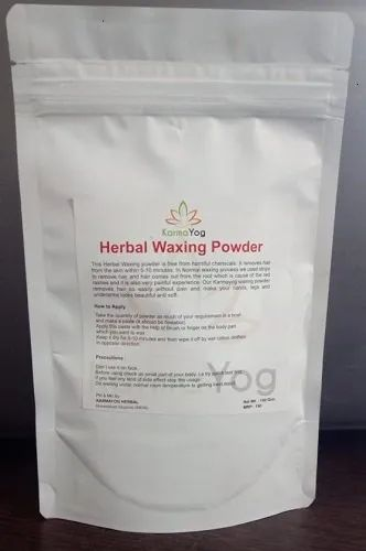 Hair Removal Wax Herbal Wax Powder Manufacturer From Ahmedabad