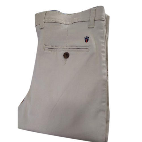 Mens Cotton Plain Jeans