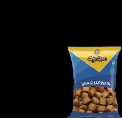 Namkeens Mini Bhakharwadi, Packaging Size: 200G, 500G, Packaging Type: Bag