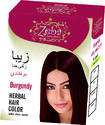 Burgundy Herbal Hair Color
