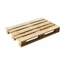 Flat Wooden Pallet