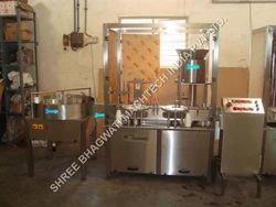 Monoblock Bottle Liquid Filling Machine