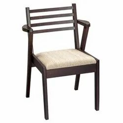 Wooden Arm Dining Chair