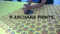 Hand Indian Printing