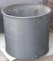 HDPE Open Reaction Vessel