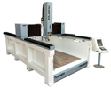 Aluminium Pattern CNC Router Machine
