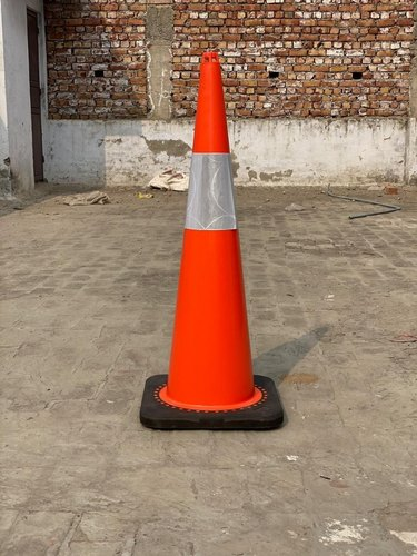 Plastic cone 1000 mm flexible