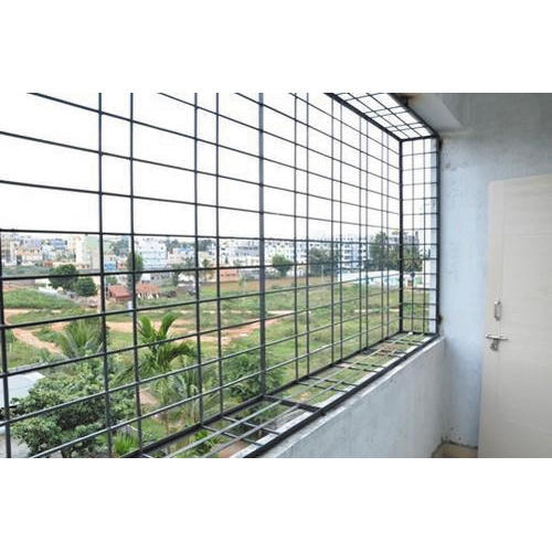 Stainless Steel Protective Safety Protection Mesh Decoration Fence
