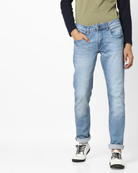 Basic Casual Wear Men's Denim Jeans pant at low cost